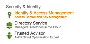 AWS Security & Identity